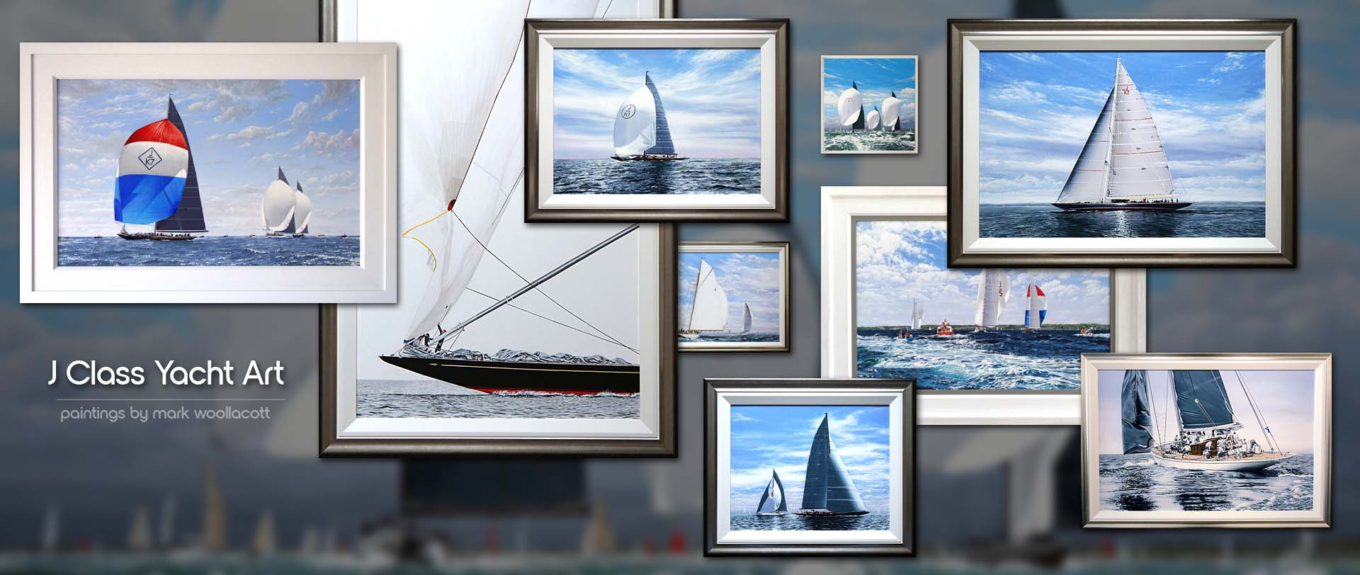 J Class paintings